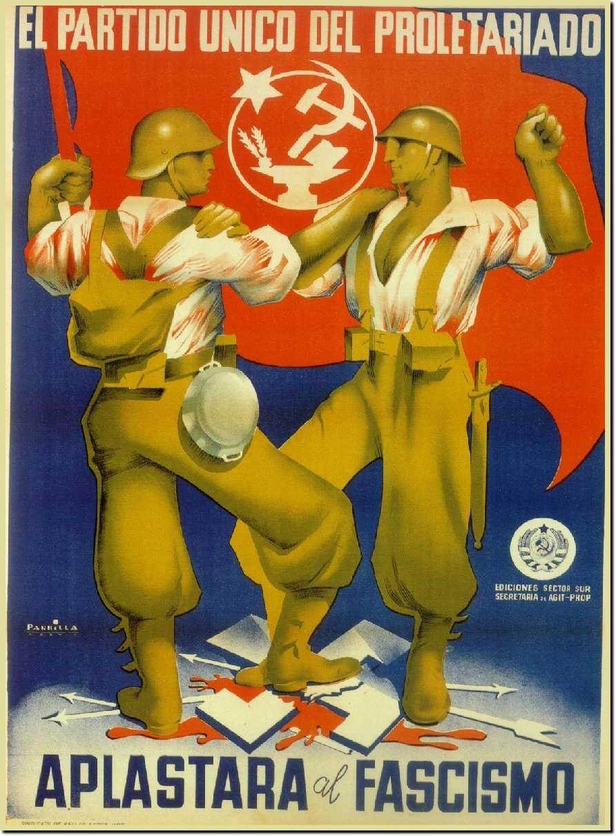 aplastar al fascismo