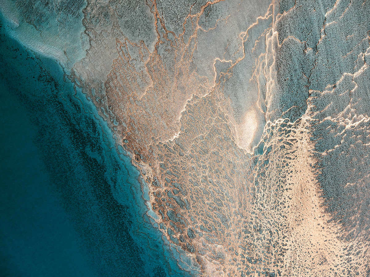Krautgarner fotografía aérea