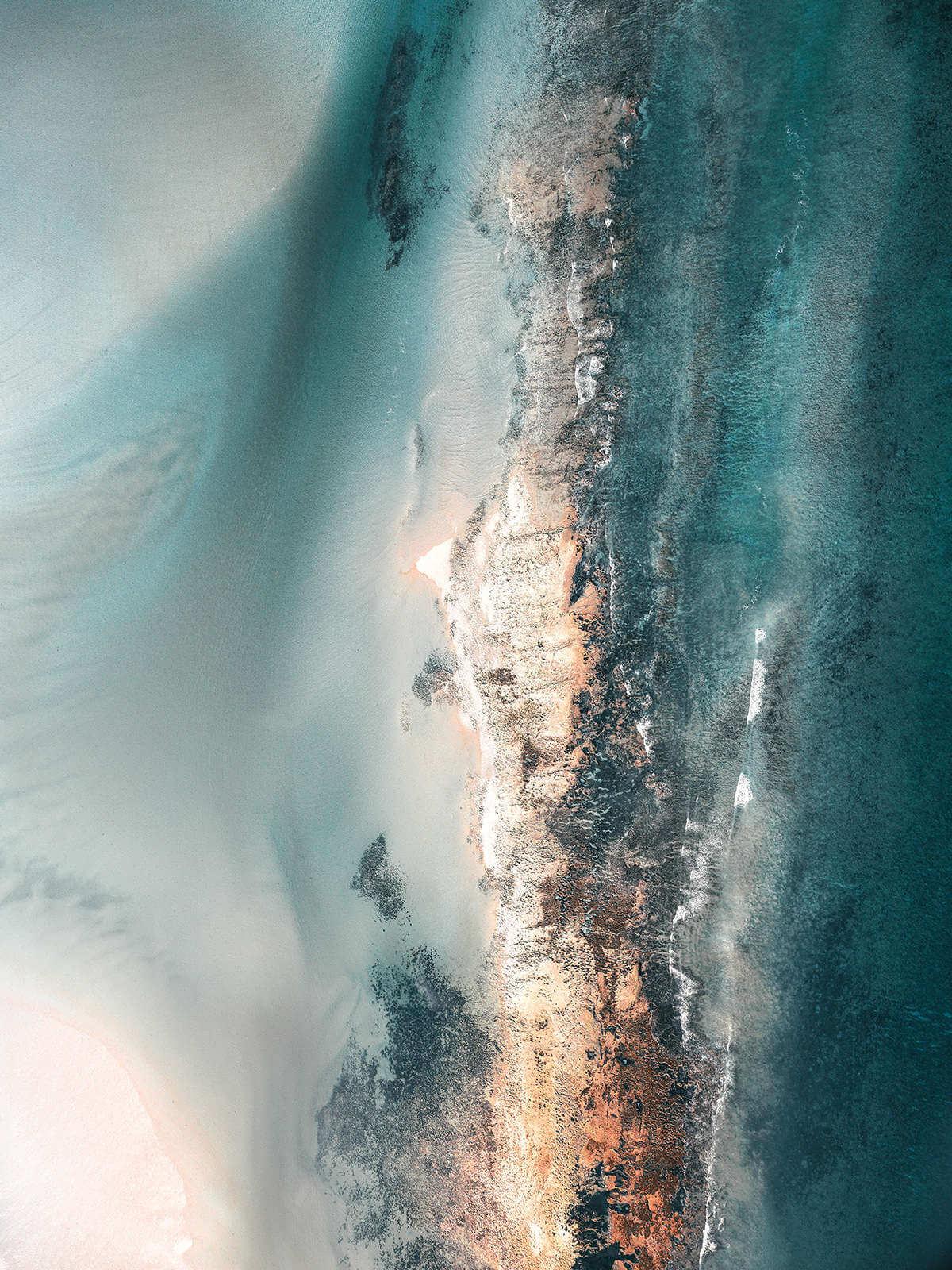 arrecifes desde el aire Kevin Krautgarner