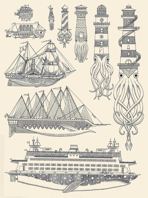 boats kyler martz tattoo