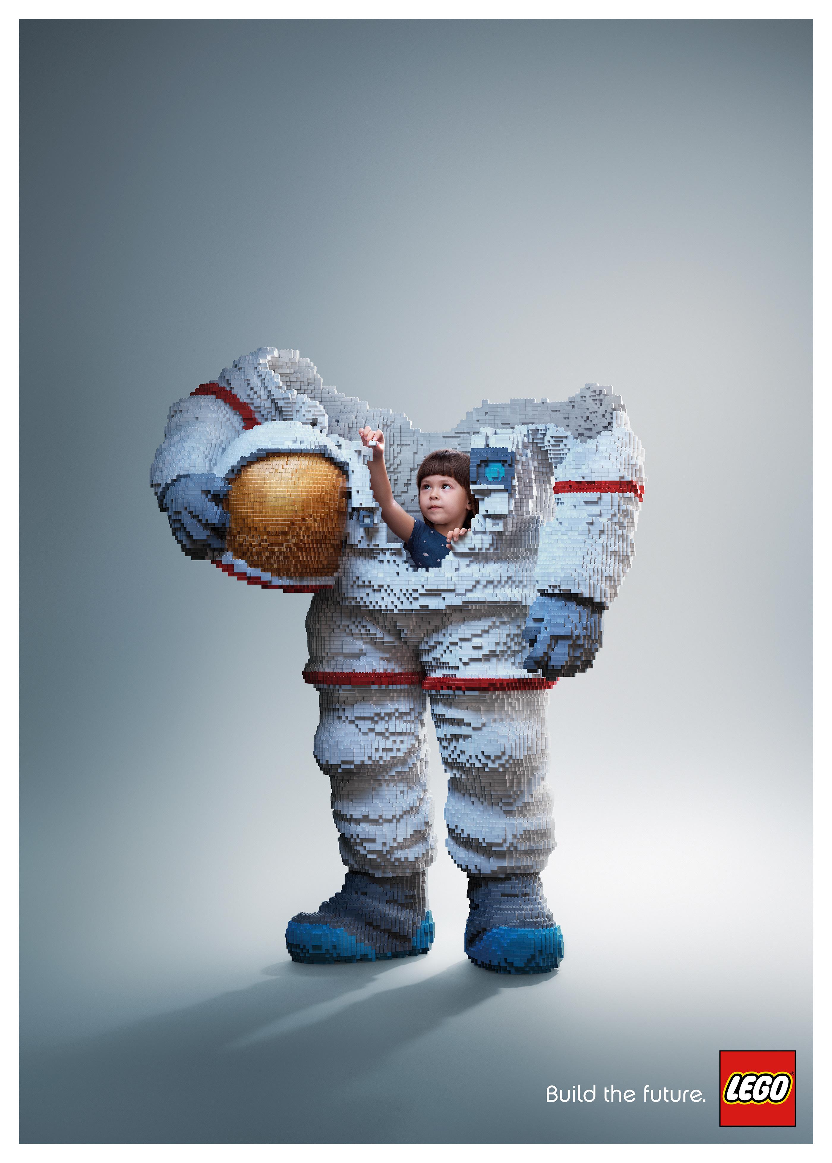 astronauta lego
