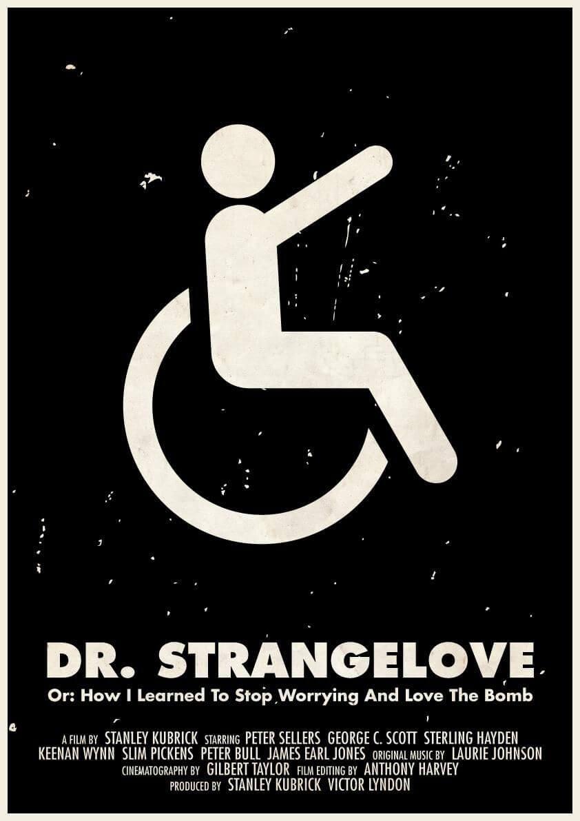 Pictogramas Viktor Haze dr. strange