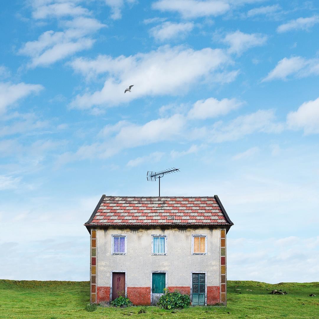 casas solitarias de manuel pita