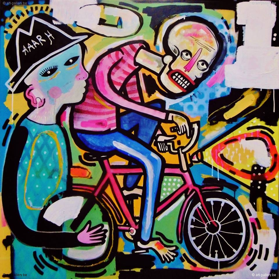 bike cubismo joachim