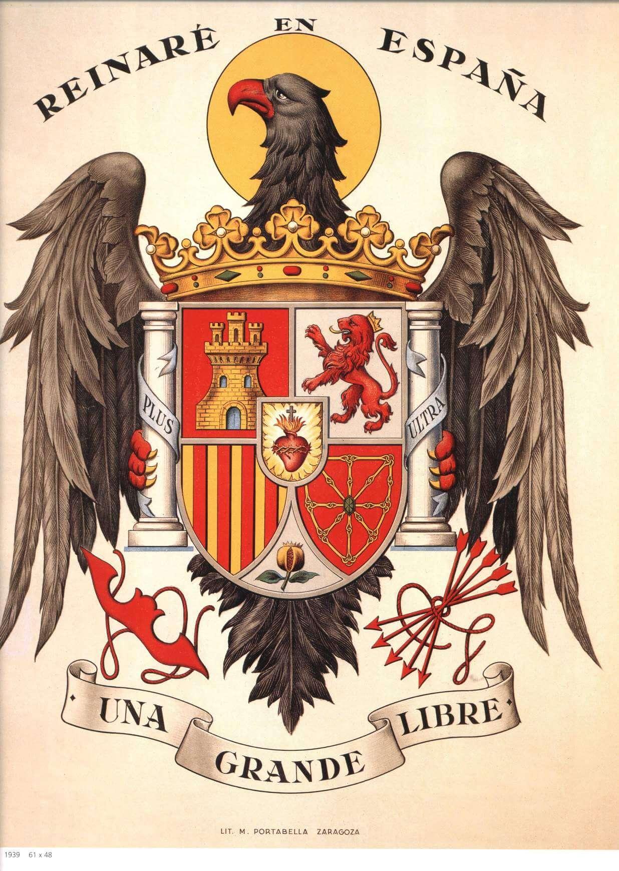 escudo bando nacional