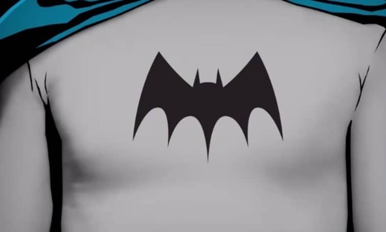 logo de batman en 1941