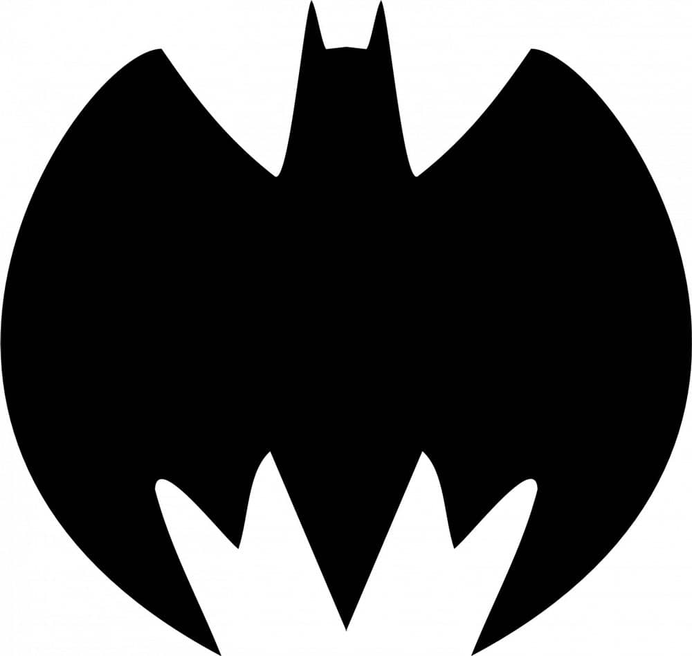 logo 86 batman