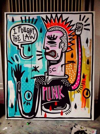 punk joachim