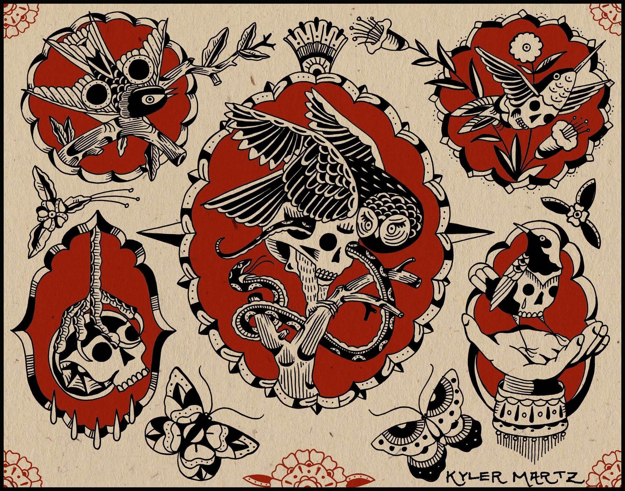 skulls kyler martz