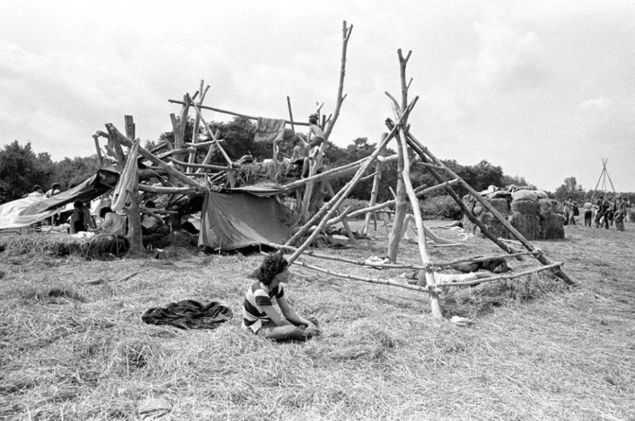 Refugio en woodstock