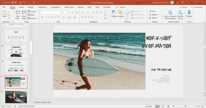 como crear presnetaciones online gratuitas con slidego