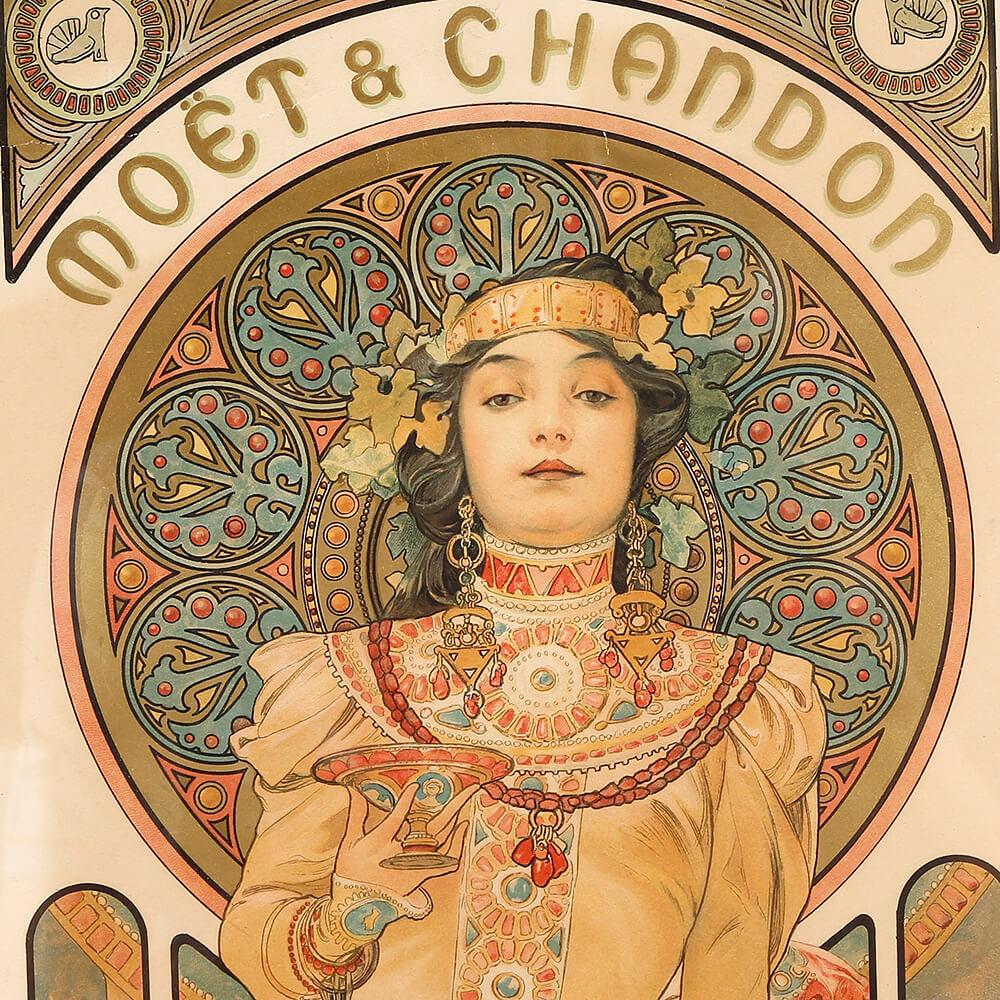 alfonsa muha art nouveau