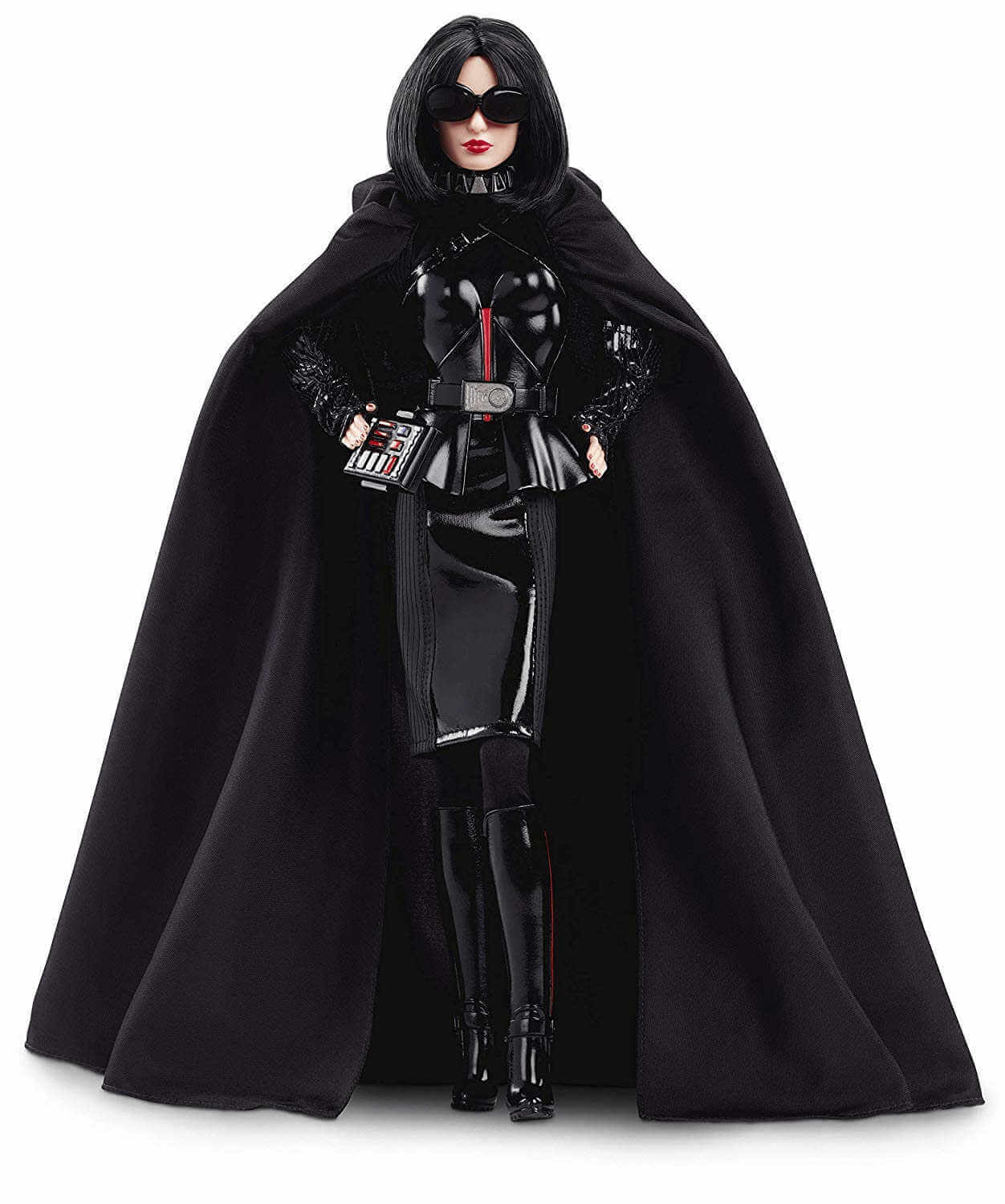 Barbie star wars darth vader