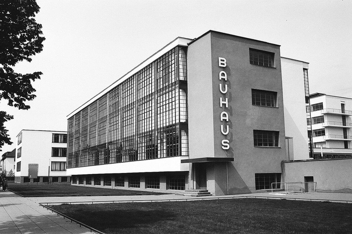 bauhaus, la primera escuela de diseño del siglo xx