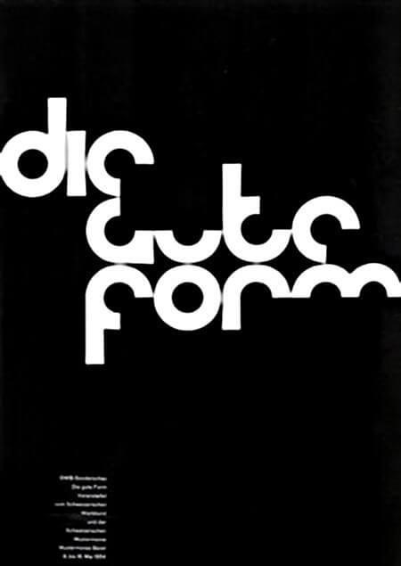 estilo tipográfico internacional.