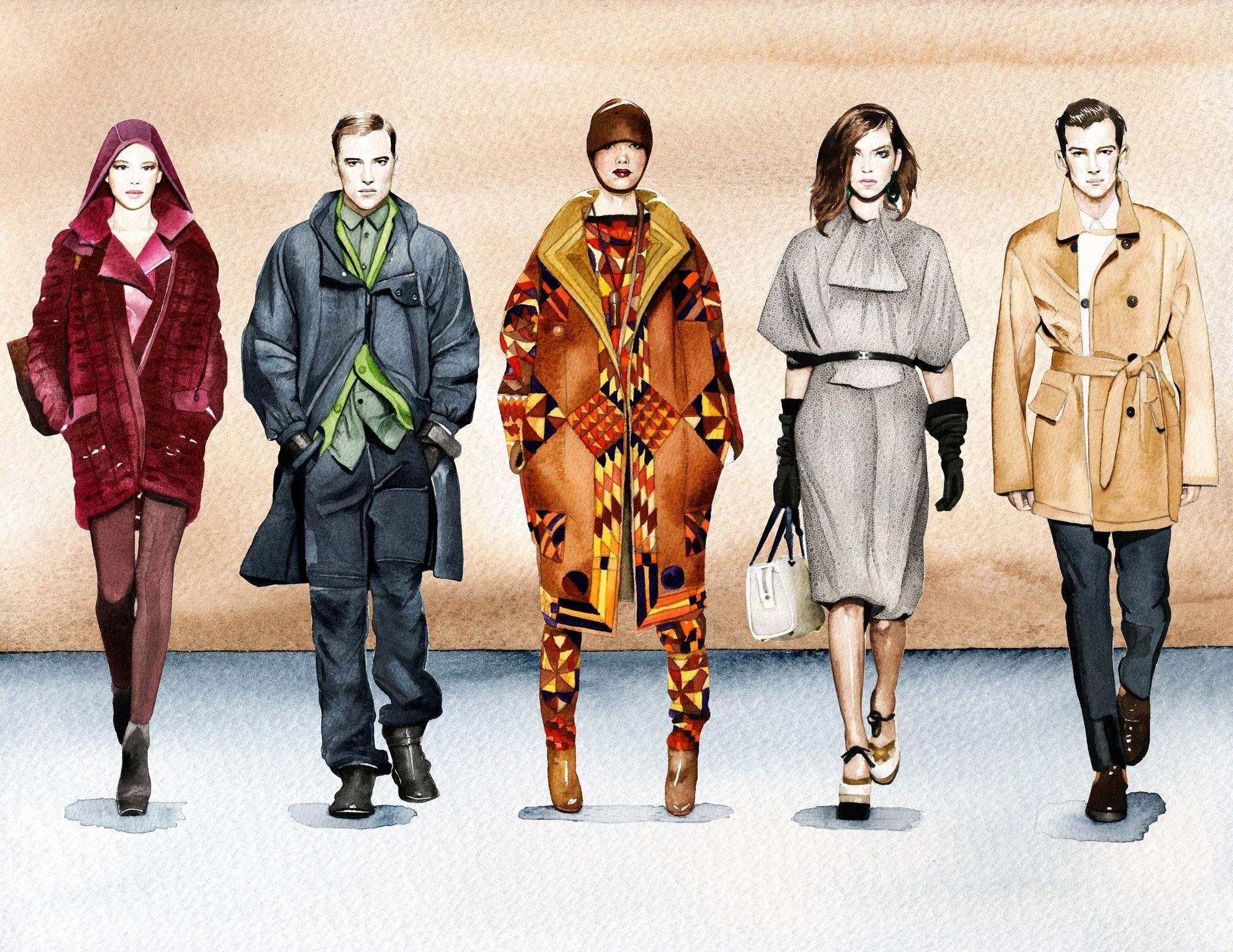 fashion Alexandra Compain Tissier