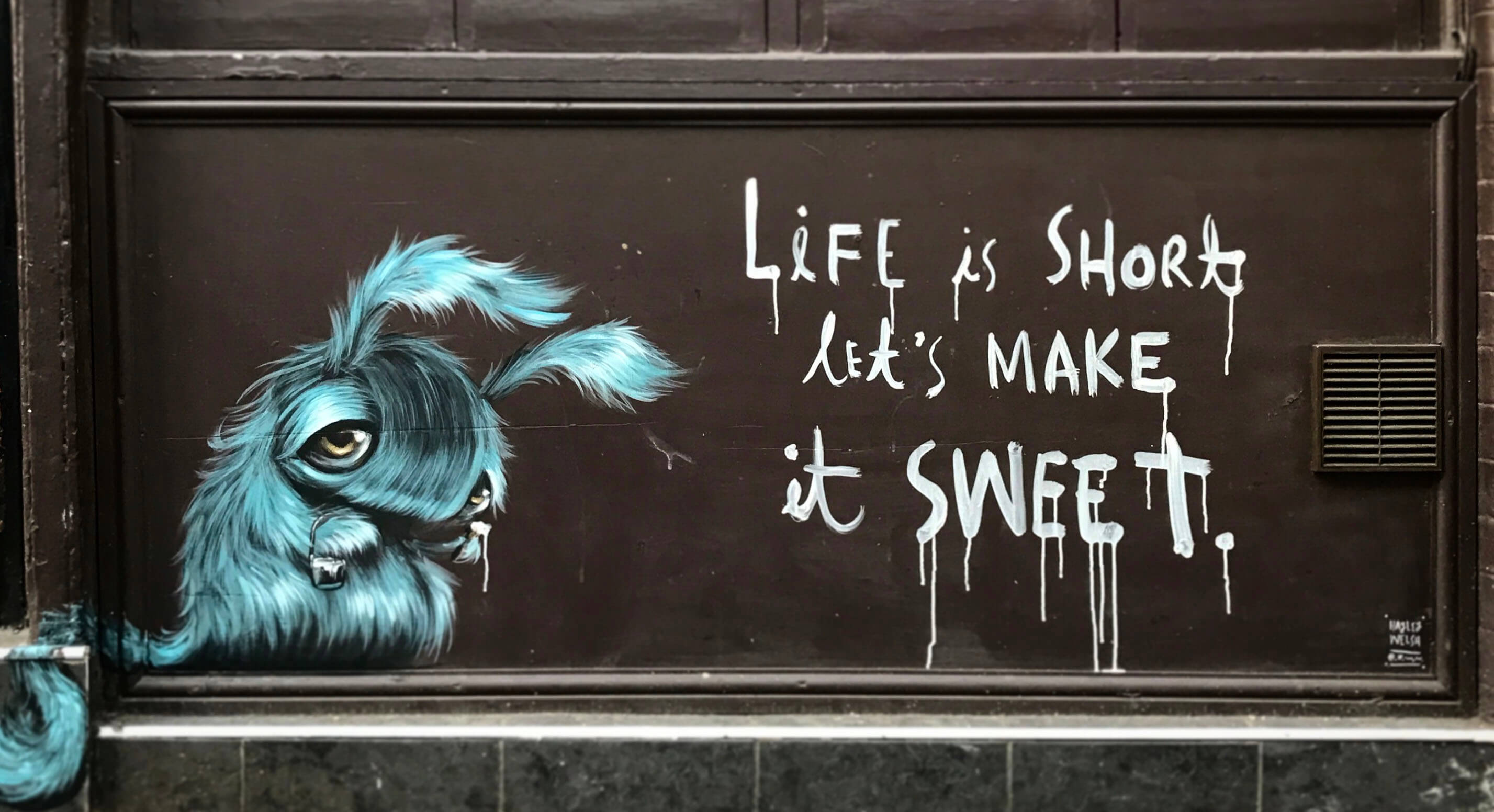 life is short inspiracion hayley welsh