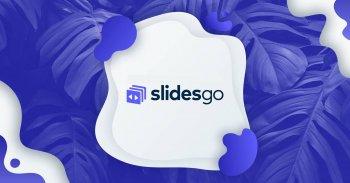 logo slidesgo, web para crear presentaciones powerpoint gratis