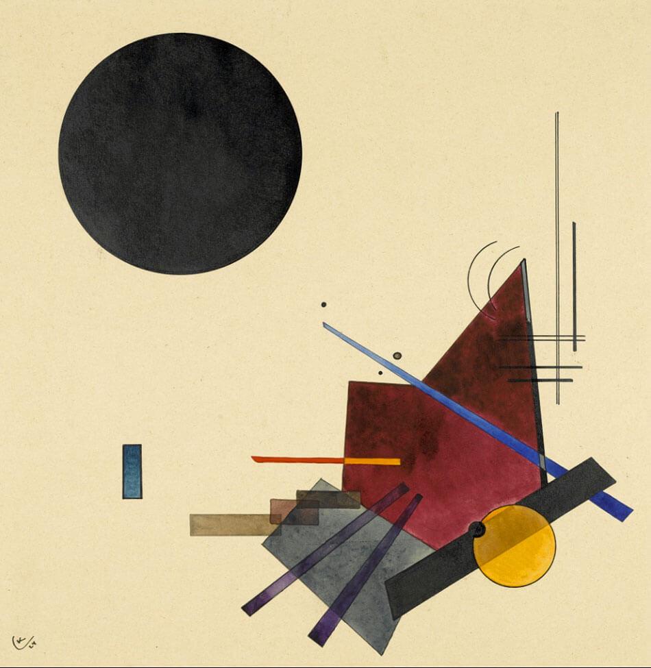 obras de arte de la corriente artística Bauhaus