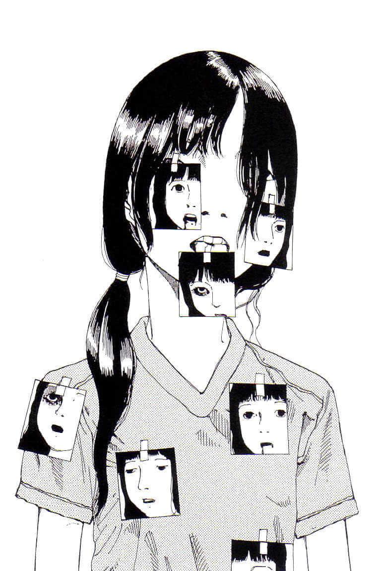 retrato manga con la vision bizarra de shintaro kago