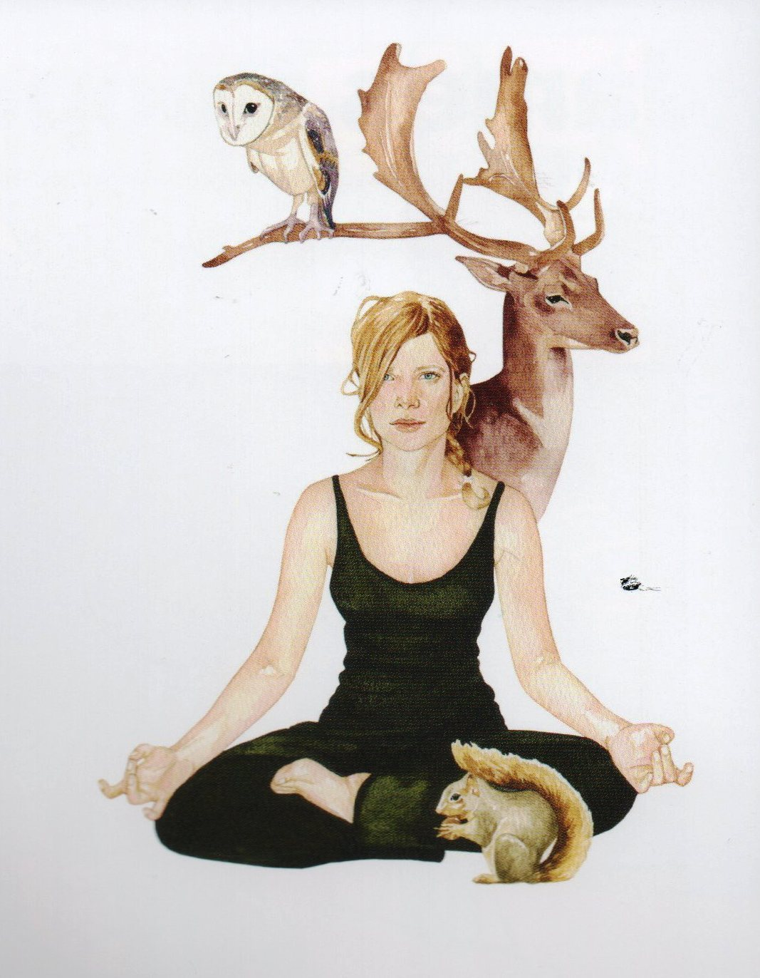 yoga Alexandra Compain Tissier