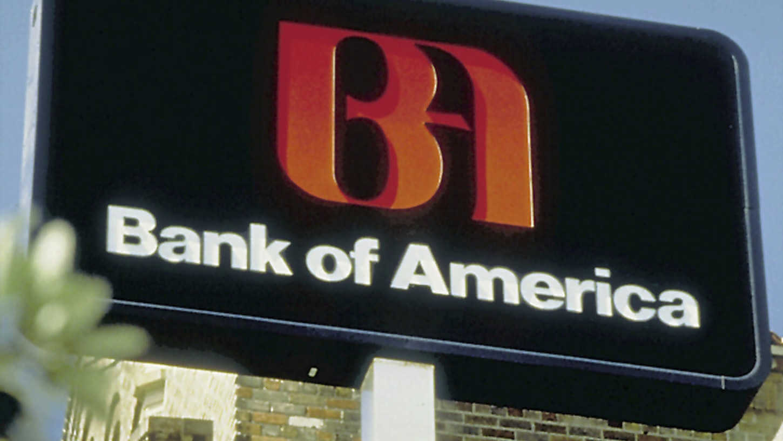 Logo de Bank of America