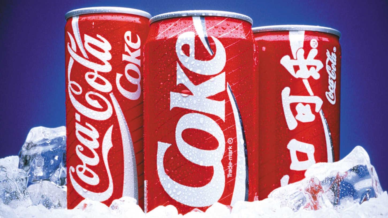 Rebranding de coca cola por Walter Landor