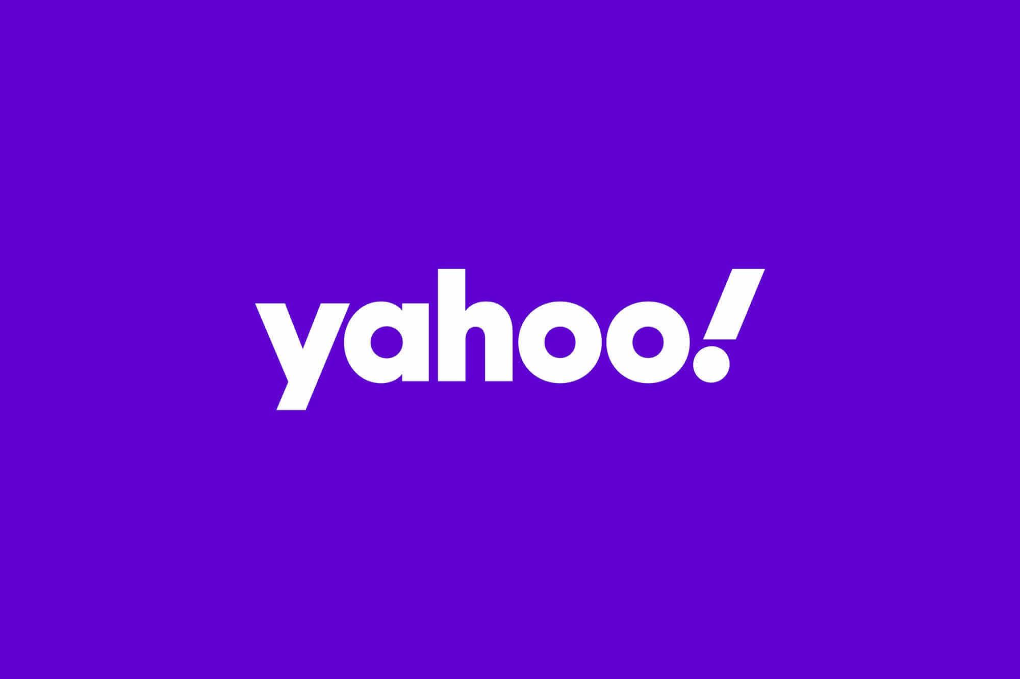 Logotipo Yahoo 2019