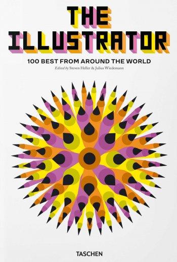 The illustrator, libro de taschen con los 100 mejores ilustradores del mundo
