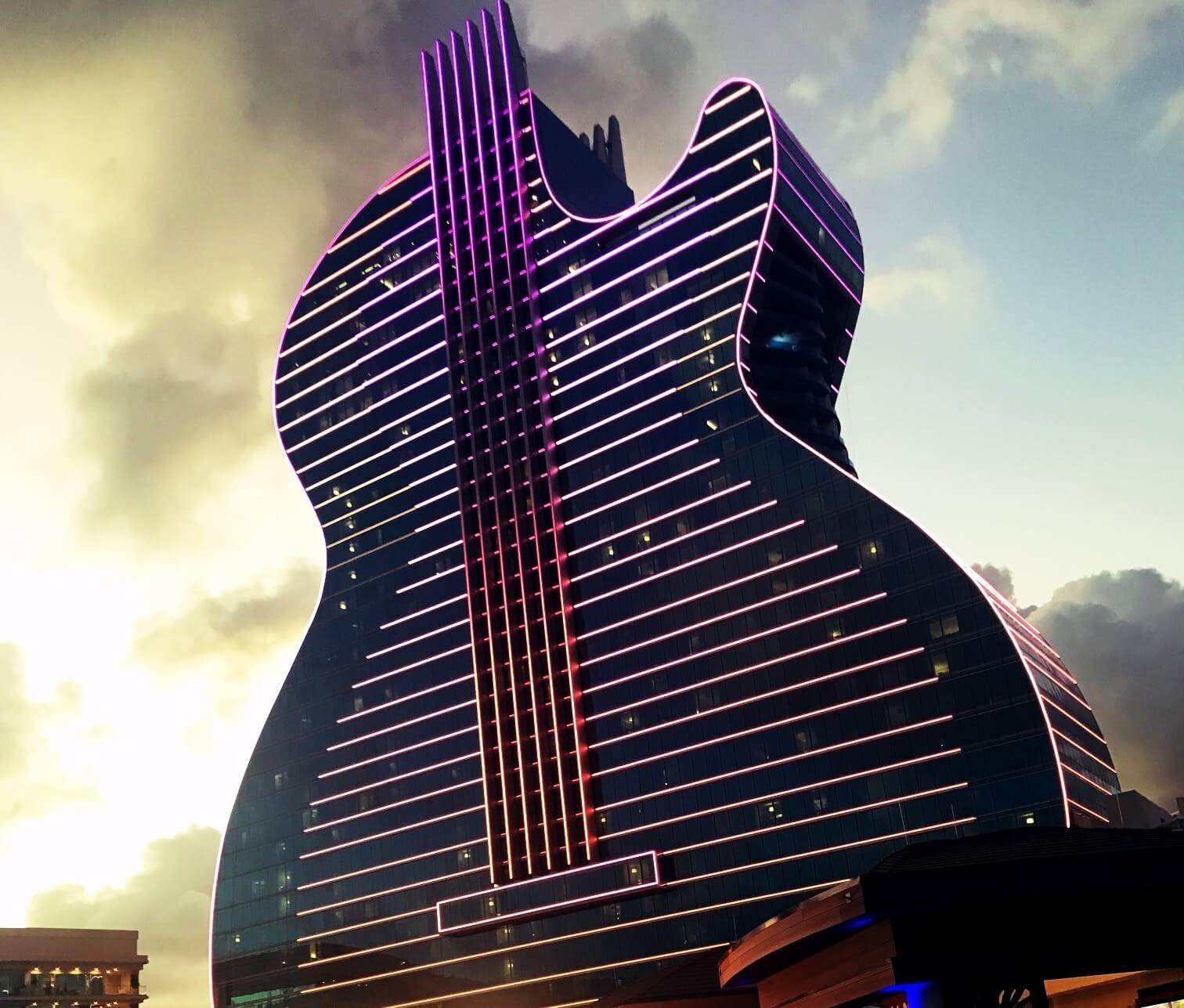 NUEVO HOTEL DE HARD ROCK