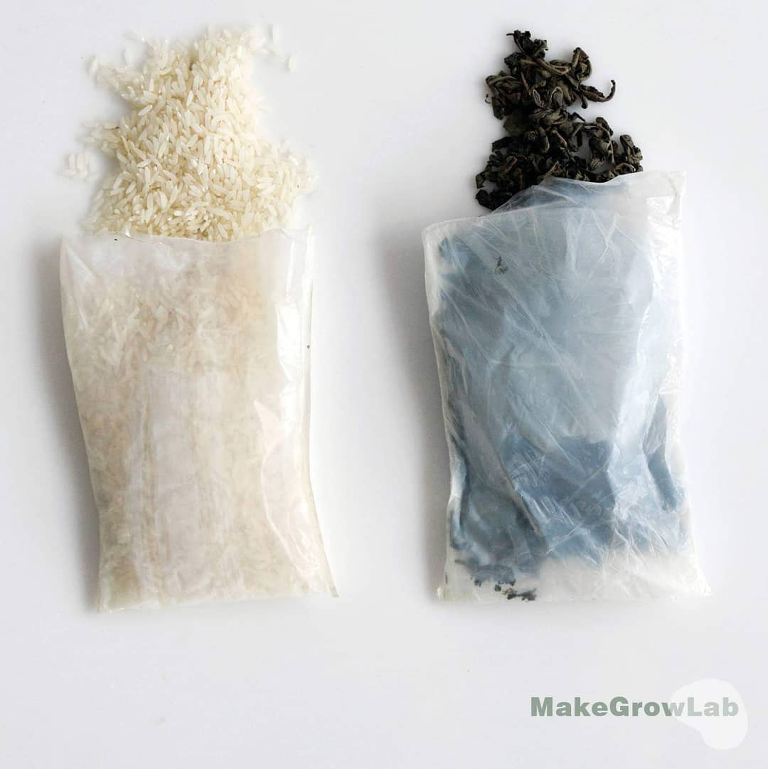 packaging makegrow lab