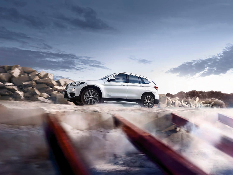 FOTOGRAFÍA PROFESIONAL DE COCHES BMW