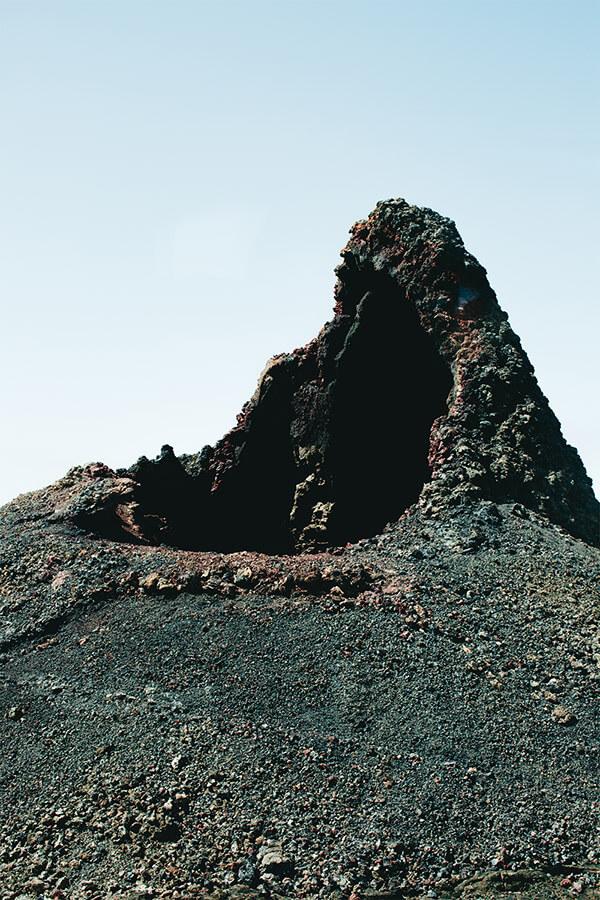 magma fotografía de paisaje