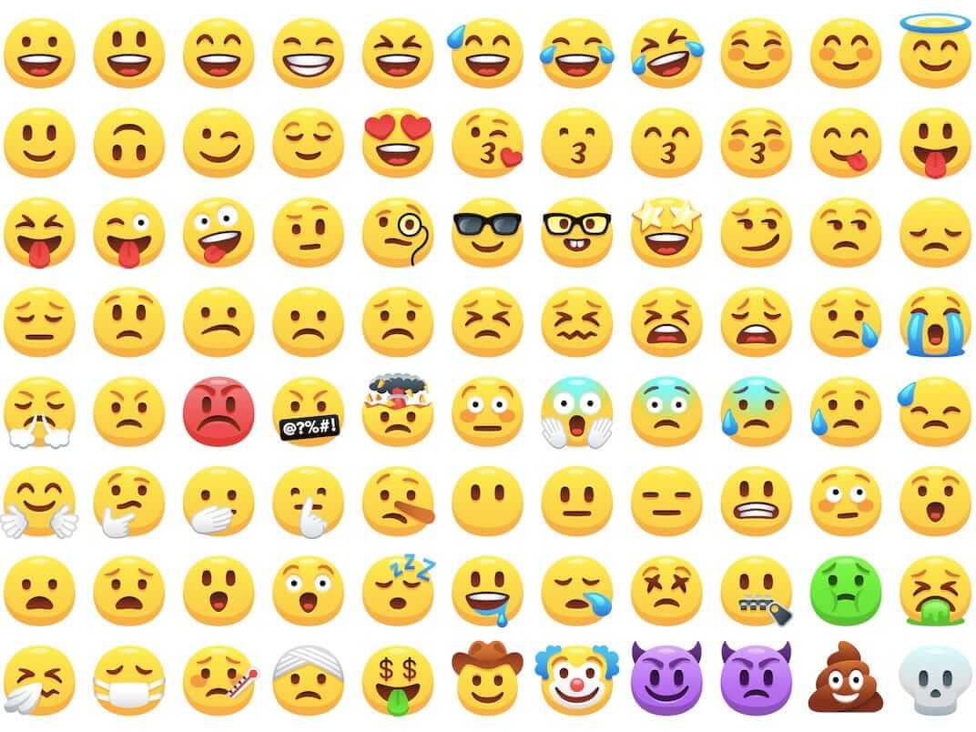 lenguaje emoji