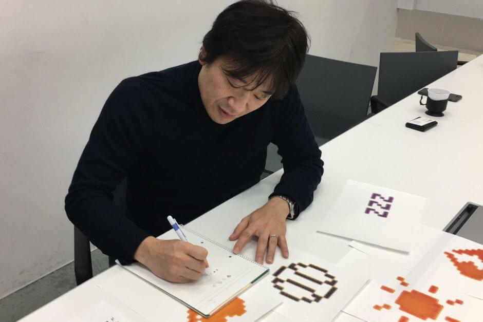 Shigetaka Kurita creador del lenguaje emoji