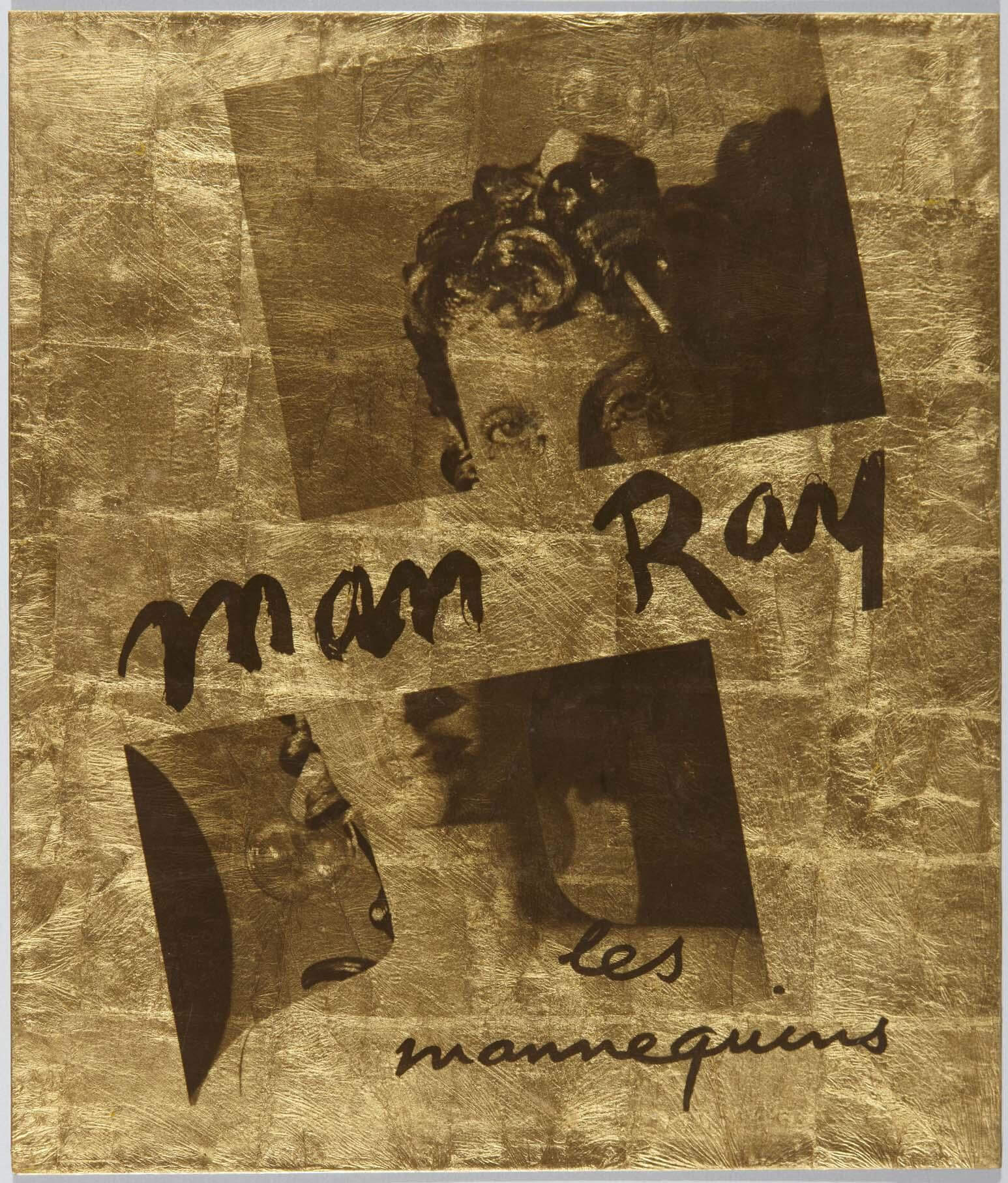 MAN RAY MONTAJES COLLAGE