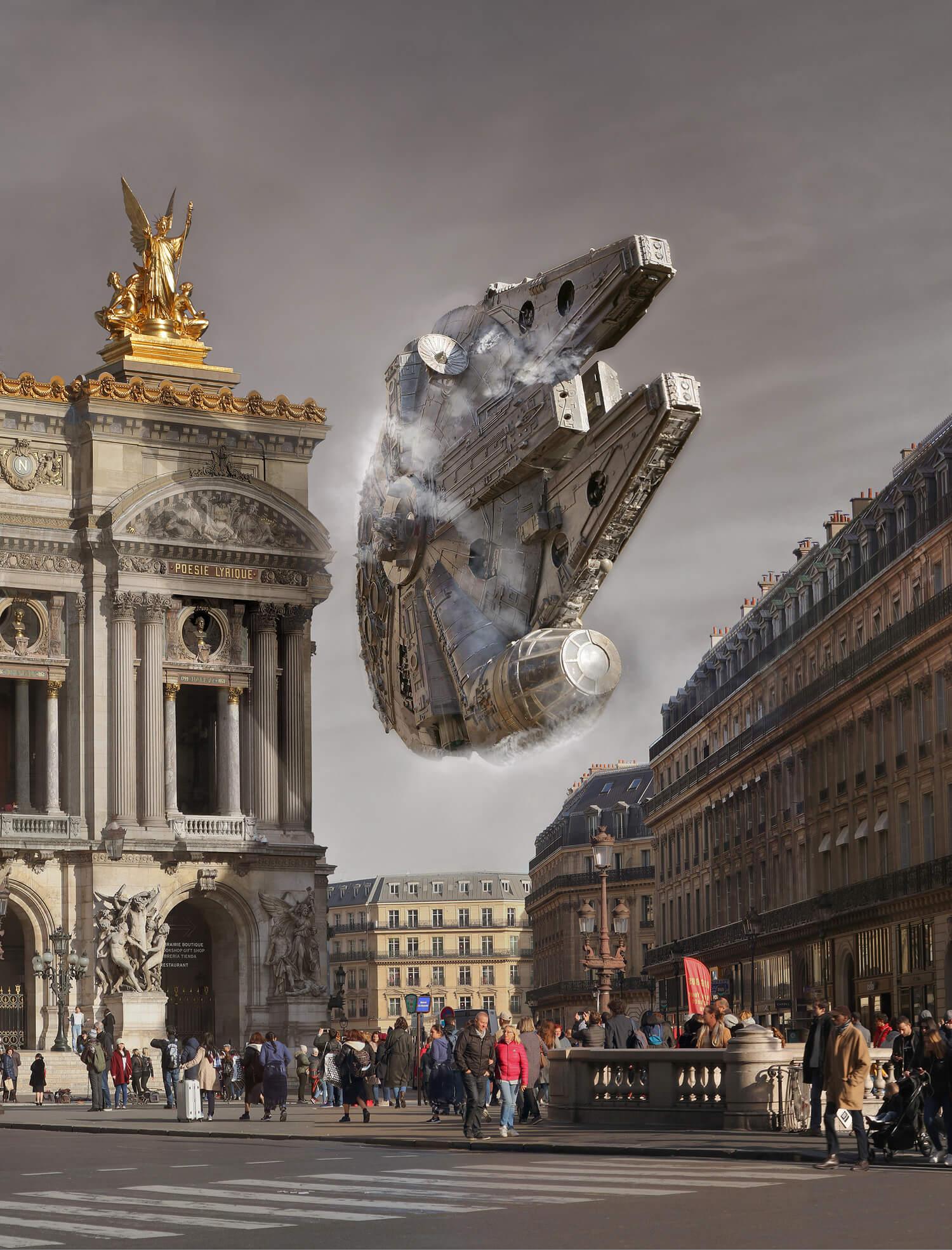Star Wars en París