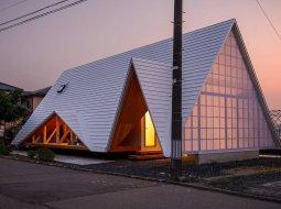 Casa hara, arquitectura minimalista japonesa