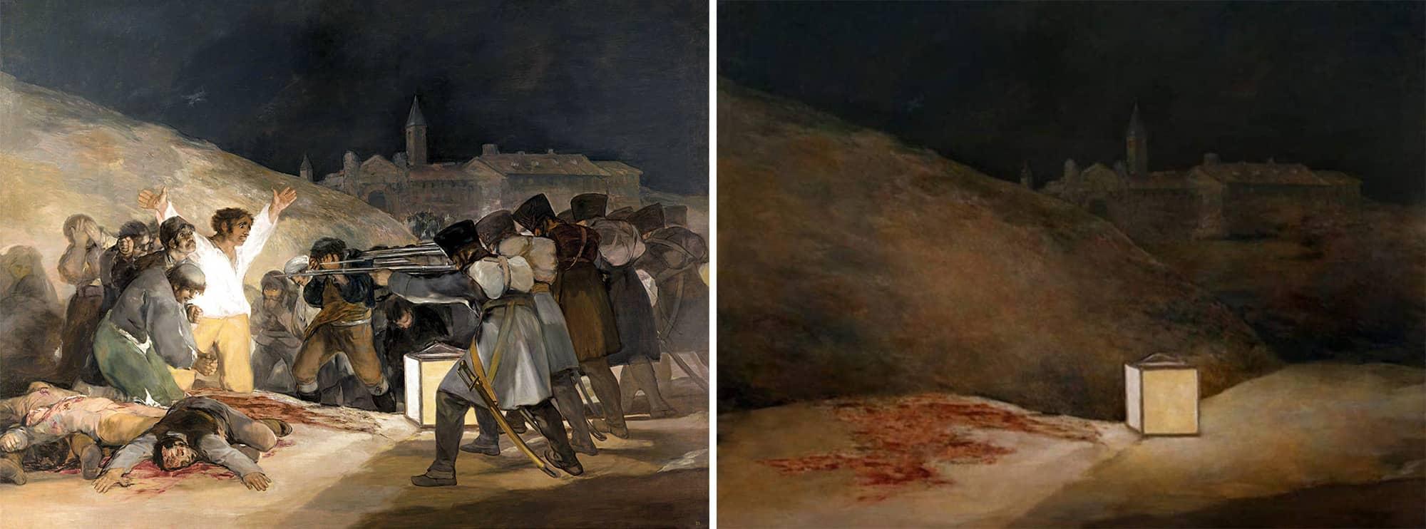 3 de Mayo de 1808 de Francisco de Goya