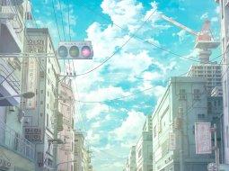 Kouki-Ikegami dibujos de anime