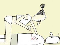 coser el corazon