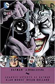 Grandes autores de Batman: La broma asesina (7a edición)