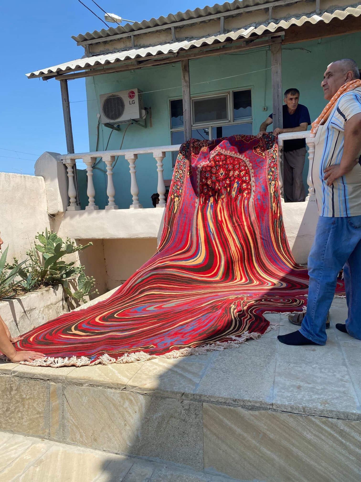alfombra Faig Ahmed