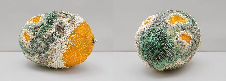 limones escultura KATHLEEN RYAN