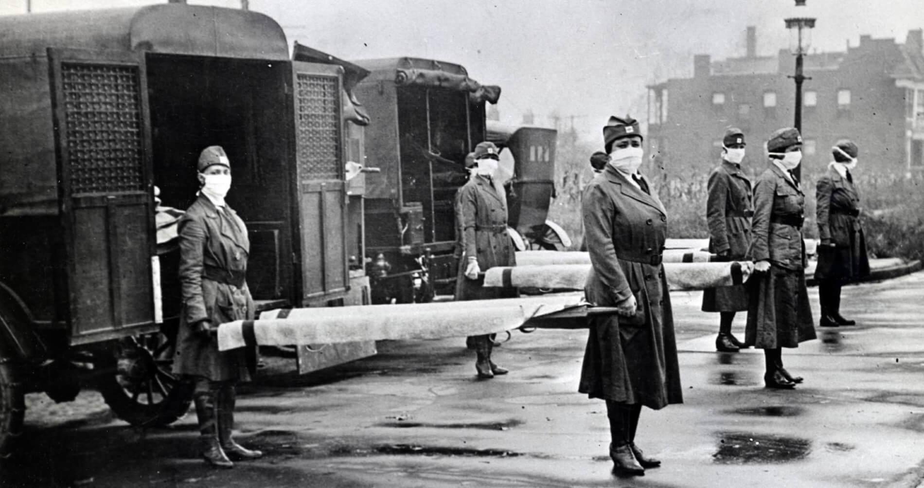 muertos pandemia 1918