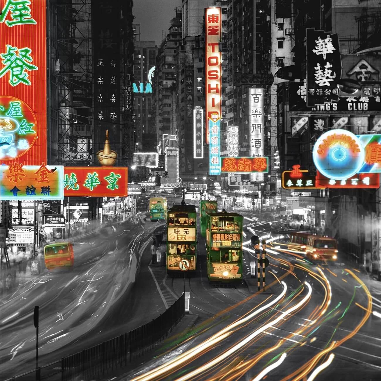 neon mcgregor hong kong