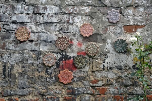 nespoon arte urbano ceramica