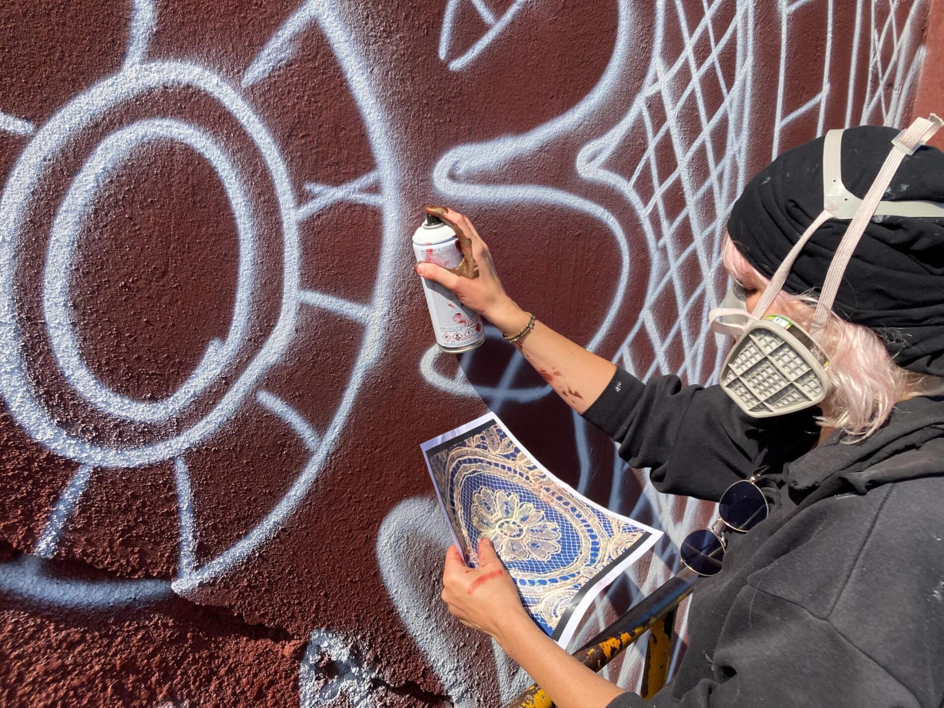 nespoon calais street art