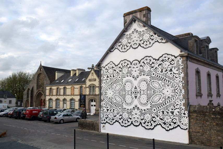 nespoon street art