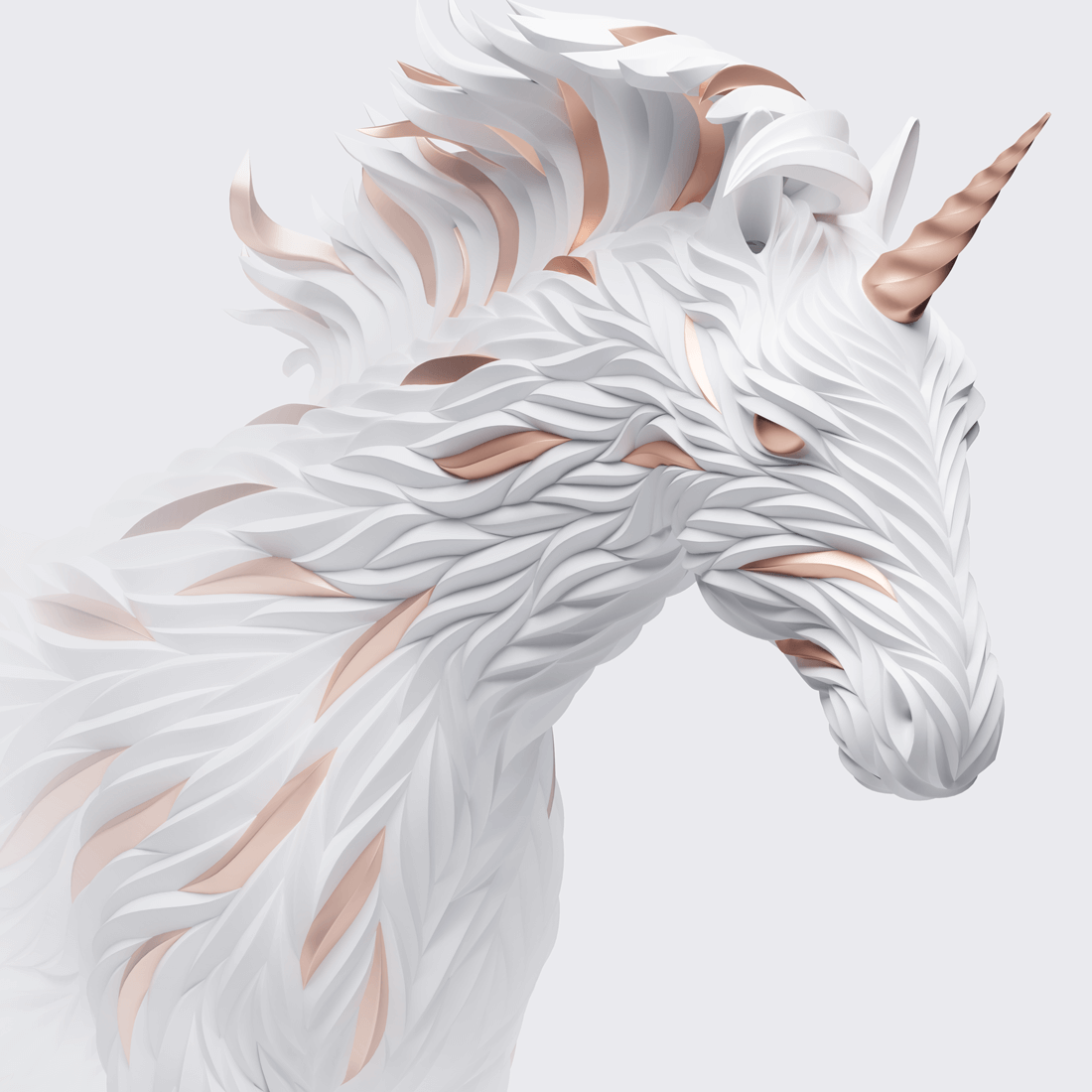 unicornio max shkret
